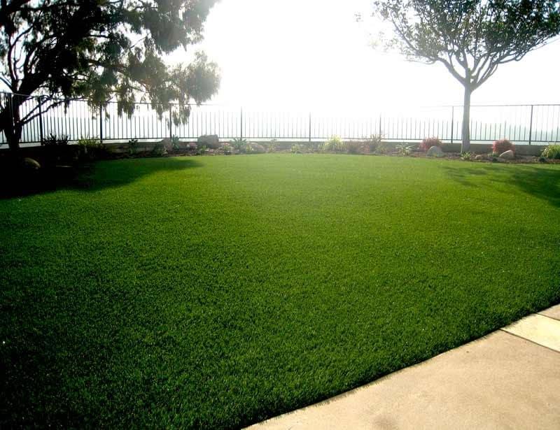 gazon synthétique jardin